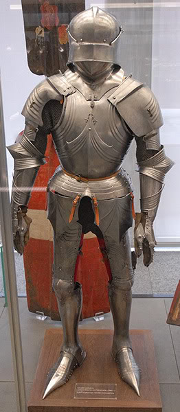COOMODEL 1/6 Empire Series - (New Lightweight Metal) Milanese Knight Nuremberg---Germanisches-National-Museum-gallery_332_51390m