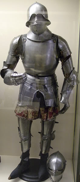 Extant 15th Century German Gothic Armour -- myArmoury com